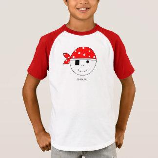 Camiseta Pirata Yo-Ho-Ho!