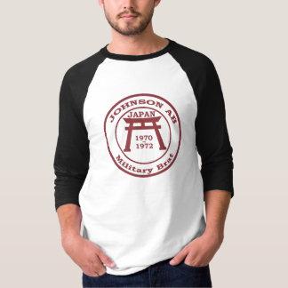 Camiseta Pirralho das forças armadas da base aérea de