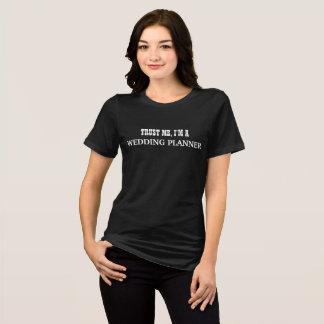 Camiseta Planejador do casamento