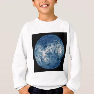 Camiseta Planeta azul - lua azul
