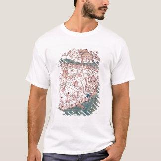 Camiseta Plano de Constantinople