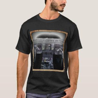 Camiseta Plataforma de vôo de Embraer 145