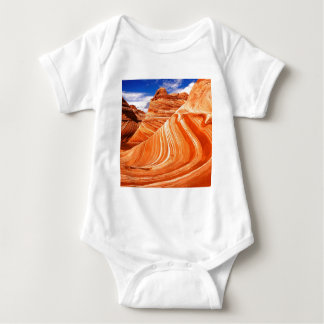 Camiseta Platô Paria Utá de Colorado da garganta