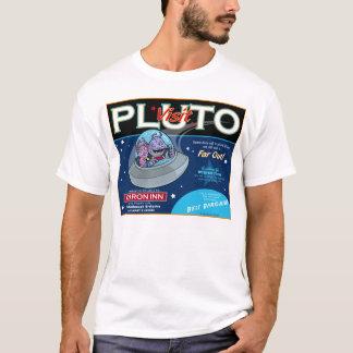 Camiseta Pluto um ponto de férias principal