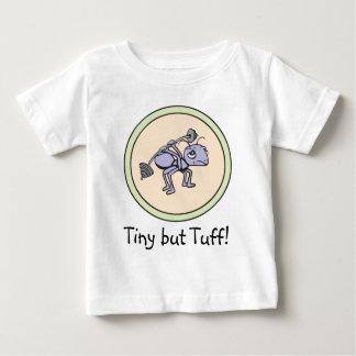 Camiseta Poder da formiga!  Minúsculo mas resistente! Bebê!