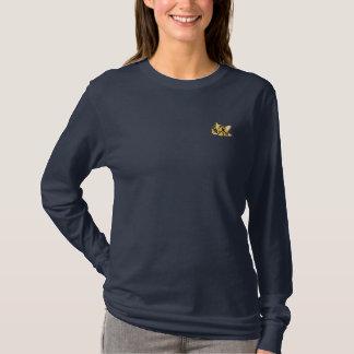 Camiseta polo Bulldog francés bordado