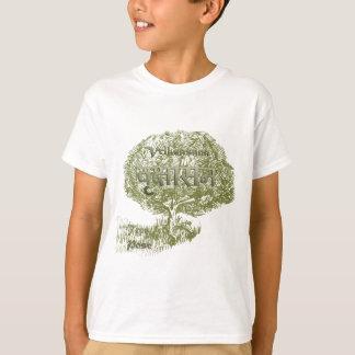 Camiseta Pose da árvore do ~Yoga de Vriksasana