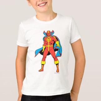 Camiseta Pose vermelha do furacão