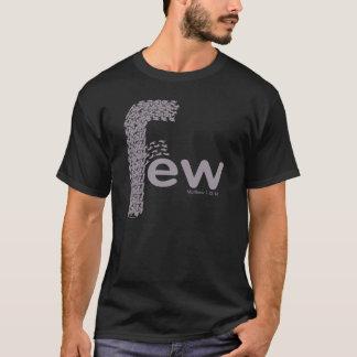 Camiseta poucos