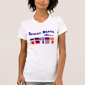 Camiseta Praia de Dewey
