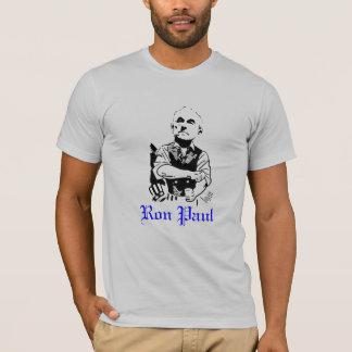 Camiseta Prata do tio Sam de Ron Paul