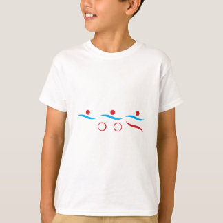 Camiseta Presente original do Triathlon