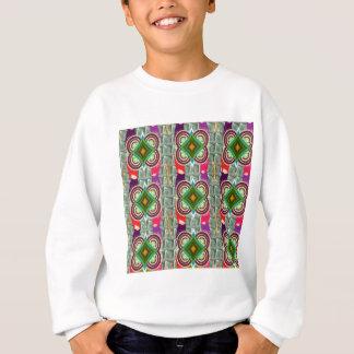 Camiseta Presentes gráficos geométricos originais da arte