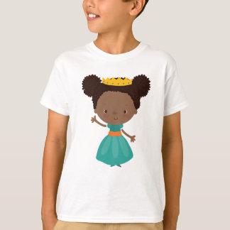 Camiseta Princesa Aida do reino do conto de fadas