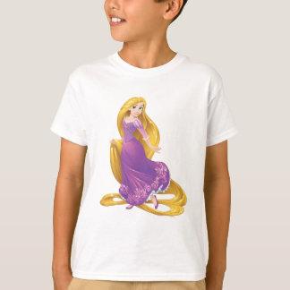 Camiseta Princesa Rapunzel