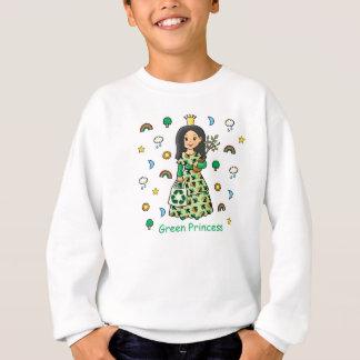 Camiseta Princesa verde
