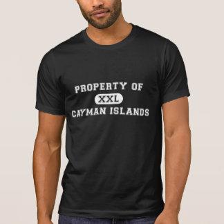 Camiseta Propriedade de Cayman Islands