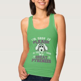 Camiseta Proprietários engraçados do cão de grandes