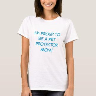 Camiseta Protetor do animal de estimação