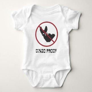 Camiseta Prova do Dingo