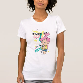Camiseta Punk de PEBBLES™ 80s