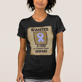 Camiseta Querido: Uma cura para o cancer de estômago