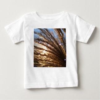 Camiseta Raios claros do trigo dourado e céu azul