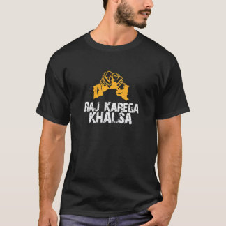 Camiseta Raj Karega Khalsa