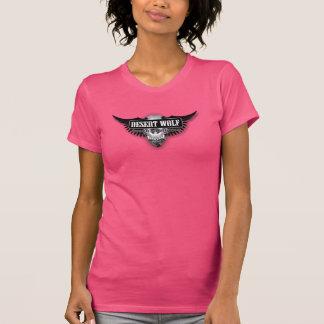 Camiseta Rancho do lobo do deserto & equipar o T do
