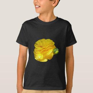 Camiseta Ranúnculo amarelo
