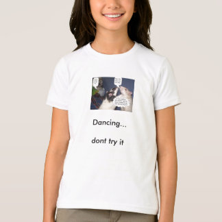 Camiseta Ratos da dança