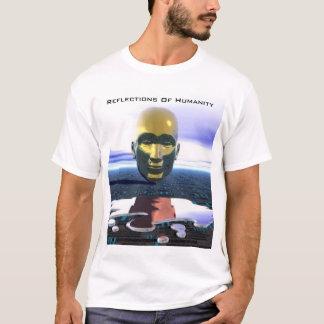 Camiseta reflexões da humanidade