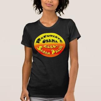 Camiseta Refudiate Obama!