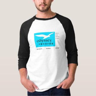 Camiseta Registros da odisseia