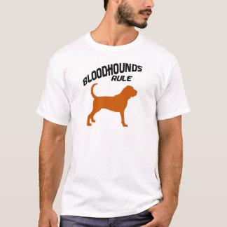 Camiseta Regra dos Bloodhounds