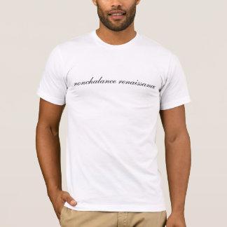 Camiseta renascimento da indiferença