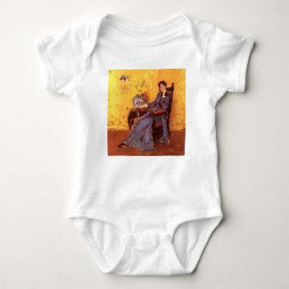 Camiseta Retrato da senhorita Dora Wheele