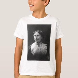 Camiseta Retrato de Clara Barton mais tarde na vida