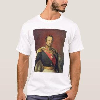 Camiseta Retrato do imperador Louis Napoleon III