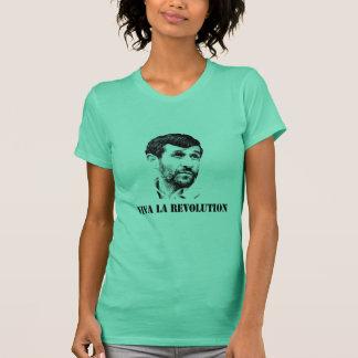 Camiseta Revolução do la de Ahmadinejad - de Viva