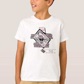 Camiseta revolução televised; Definição do rebelde