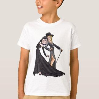 Camiseta Rill e Zoe
