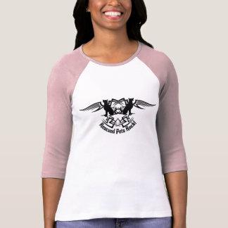 Camiseta Rocha salvada dos animais de estimação! Tatto