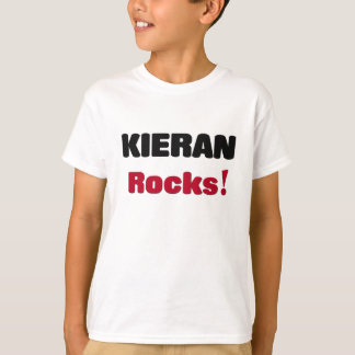 Camiseta Rochas de Kieran