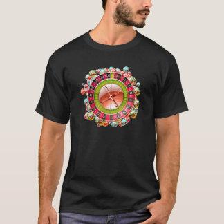 Camiseta Roda de roleta