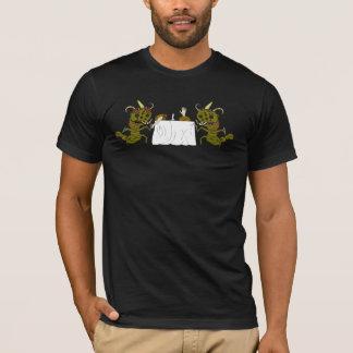 Camiseta Romance do monstro