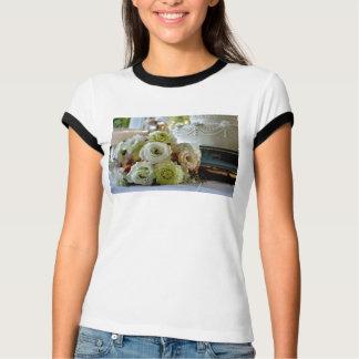 Camiseta Rosas do casamento