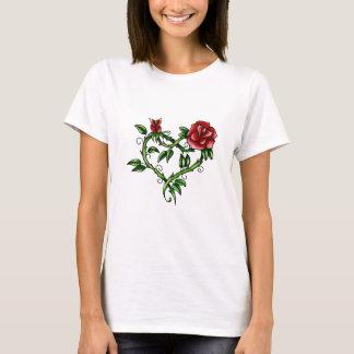 Camiseta Roseheart