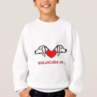 Camiseta roupa de WeLuvLabs.com