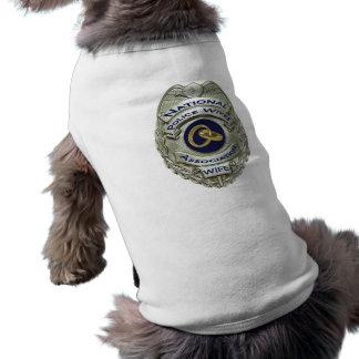 Camiseta Roupa do animal de estimação